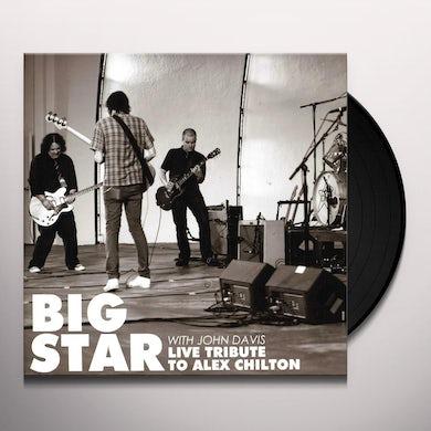Big Star  LIVE TRIBUTE AT THE LEVITT SHELL Vinyl Record