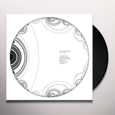 Werner Dafeldecker SMALL WORLDS Vinyl Record