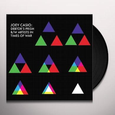 DEBTORS PRISM / ARTISTS IN TIMES OF WAR Vinyl Record