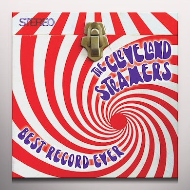BEST RECORD EVER - Limited Edition Colored Vinyl Record
