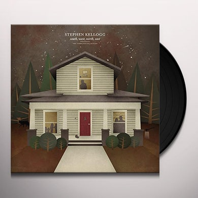 Stephen Kellogg SOUTH WEST NORTH EAST Vinyl Record