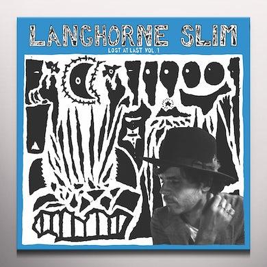 Langhorne Slim LOST AT LAST 1 Vinyl Record