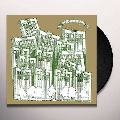 The Aislers Set HOW I LEARNED TO WRITE BACKWARDS Vinyl Record