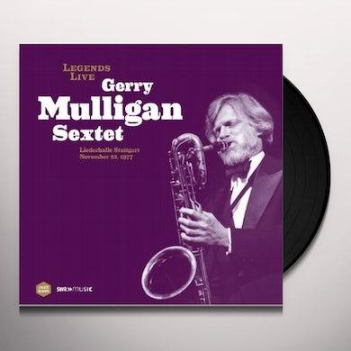 Gerry Mulligan SEXTET Vinyl Record