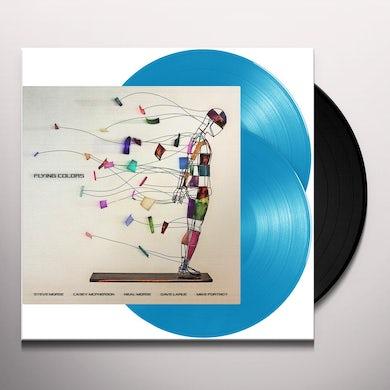 Light Blue Vinyl Record