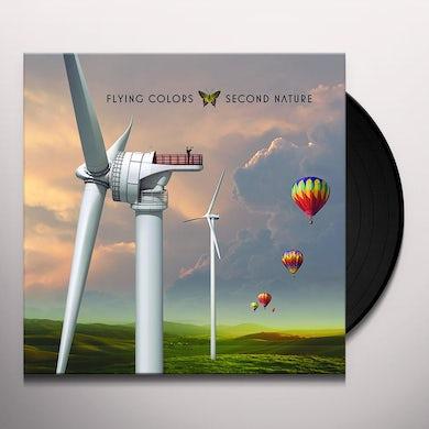 Secound Nature  Light Blue Vinyl Record