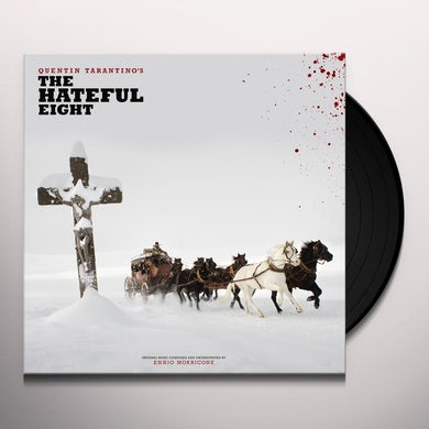 QUENTIN TARANTINO'S THE HATEFUL EIGHT / VARIOUS Vinyl Record