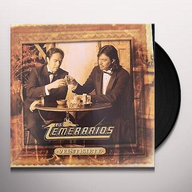 temerarios VEINTISIETE Vinyl Record