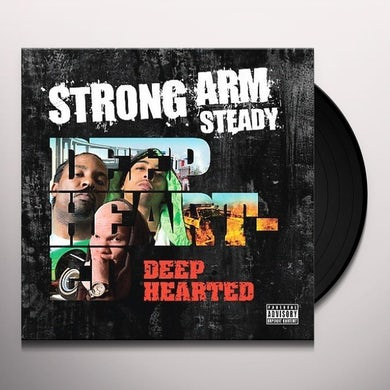 Strong Arm Steady DEEP HEARTED Vinyl Record