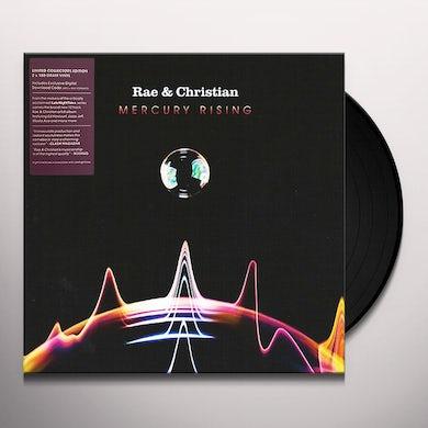 Rae & Christian MERCURY RISING Vinyl Record