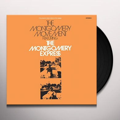 MONTGOMERY MOVEMENT Vinyl Record