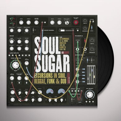 EXCURSIONS IN DUB Vinyl Record