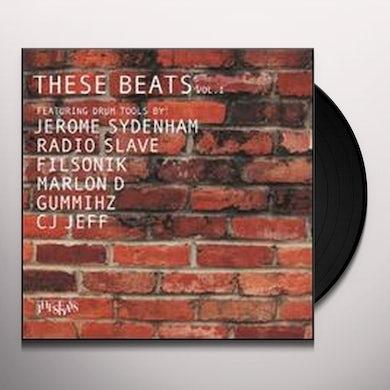 THESE BEATS 1 / VARIOUS Vinyl Record