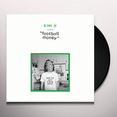 Kiwi Jr. FOOTBALL MONEY Vinyl Record