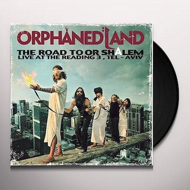 Orphaned Land ROAD TO OR-SHALEM: LIVE AT THE READING 3 TEL AVIV Vinyl Record