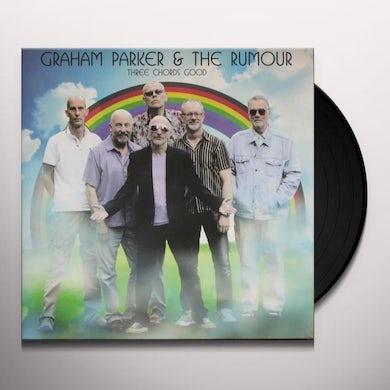 Graham Parker THREE CHORDS GOOD Vinyl Record