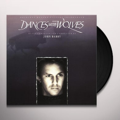 Dances with Wolves (OST) Vinyl Record