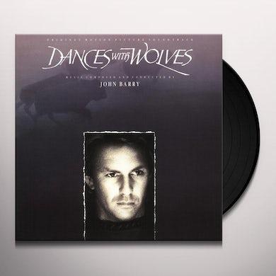 Dances With Wolves Original Soundtrack Vinyl Record