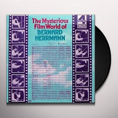 Mysterious Film World of Bernard Herrmann Vinyl Record