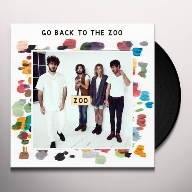 Go Back To The Zoo ZOO Vinyl Record