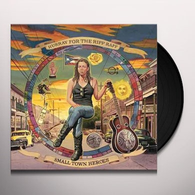 Small Town Heroes Vinyl Record