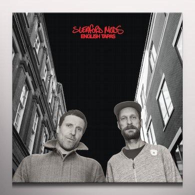 Sleaford Mods ENGLISH TAPAS Vinyl Record