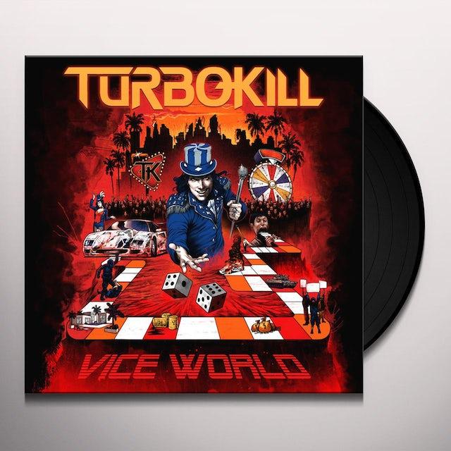 Turbokill VICE WORLD Vinyl Record