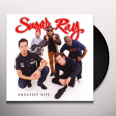 Sugar Ray GREATEST HITS Vinyl Record