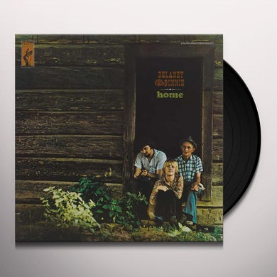 Delaney & Bonnie HOME Vinyl Record