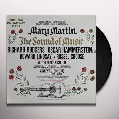 Original Cast  Sound Of Music (Original Broadway Cast Recording) (2 LP) Vinyl Record
