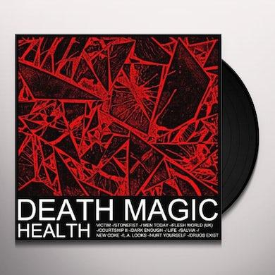 HEALTH DEATH MAGIC Vinyl Record