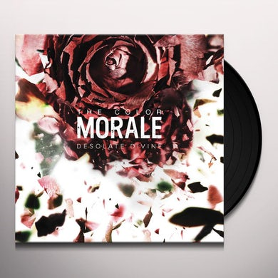 The Color Morale DESOLATE DIVINE Vinyl Record