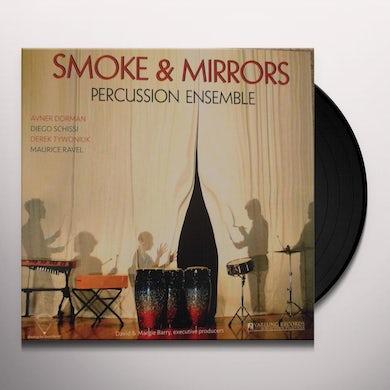 DORMAN SMOKE & MIRRORS Vinyl Record