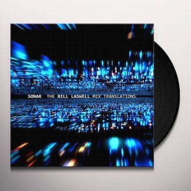 Sonar & David Torn BILL LASWELL MIX TRANSLATIONS Vinyl Record