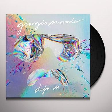 Giorgio Moroder DEJA VU Vinyl Record
