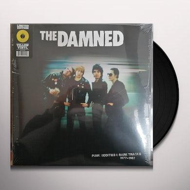 The Damned Punk Oddities & Rare Tracks 1977 1982 Vinyl Record