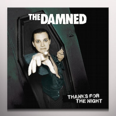 The Damned Thanks For The Night Vinyl Record