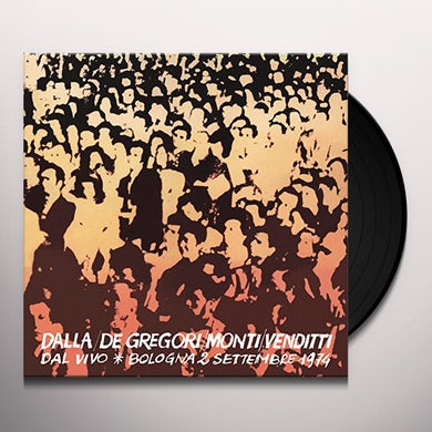 Bologna 2 Settembre 1974 / Various BOLOGNA 2 SETTEMBRE 1974 (DAL VIVO) / VARIOUS Vinyl Record