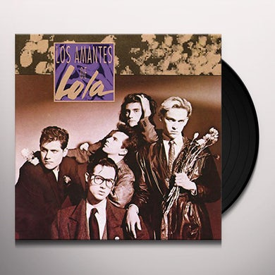 Amantes De Lola Vinyl Record