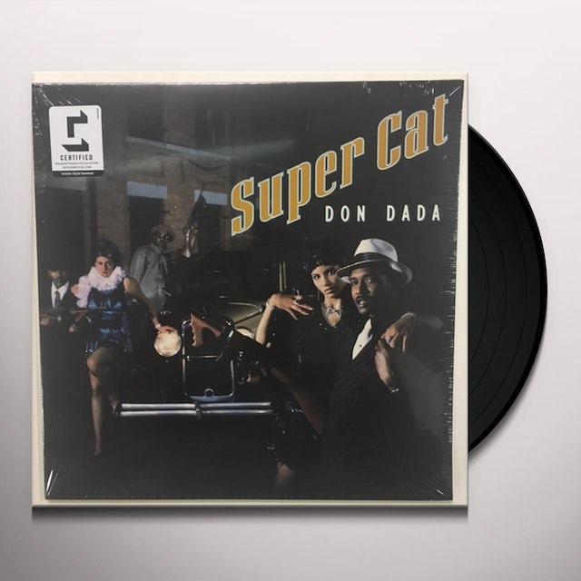 Super Cat DON DADA Vinyl Record