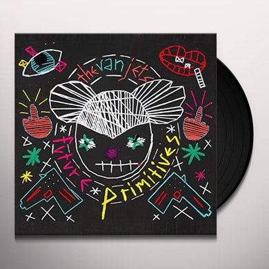 VAN JETS FUTURE PRIMITIVES Vinyl Record