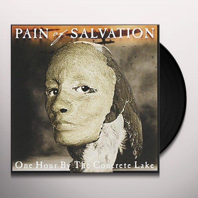 PAIN OF SALVATION: ONE HOUR BY THE CONCRETE LAKE Vinyl Record