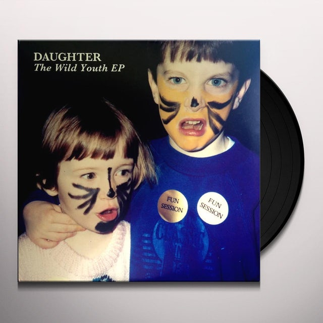 Daughter WILD YOUTH Vinyl Record