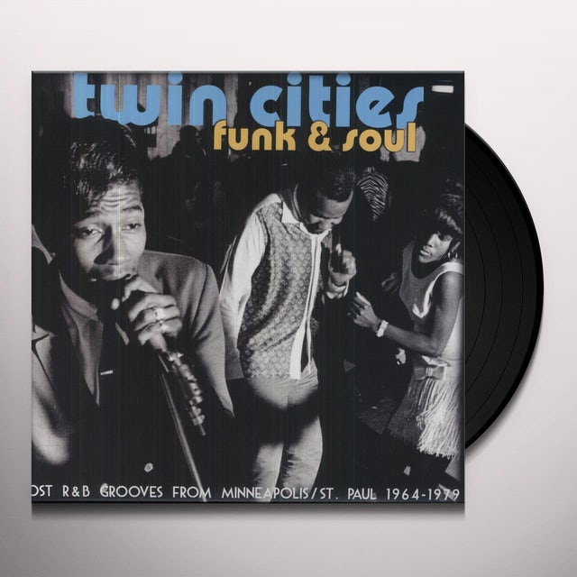 Twin Cities Funk & Soul LOST GROOVES FROM MINNEAPOLIS / ST PAUL 1964-1979 Vinyl Record