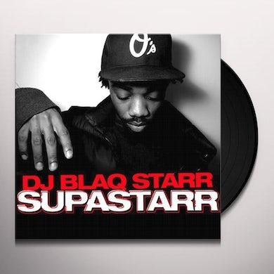 DJ Blaqstarr SUPASTARR Vinyl Record