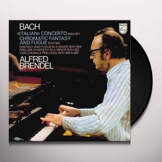 J.S. Bach / Alfred Brendel