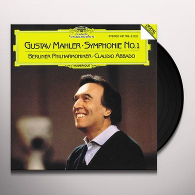 Mahler SYMPHONY NO 1 Vinyl Record