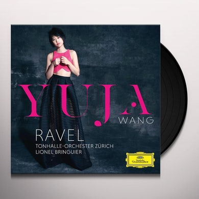Ravel PIANO CONCERTO IN G M 83 / PIANO CONCERTO FOR LEFT Vinyl Record