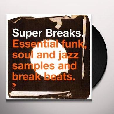SUPER BREAKS: ESSENTIAL FUNK SOUL & JAZZ / VARIOUS Vinyl Record