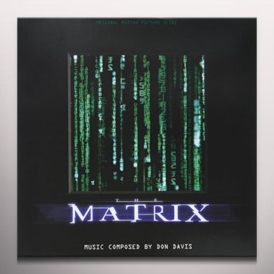Don Davis MATRIX Vinyl Record